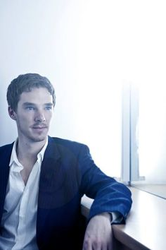 I know you like him with longer hair, but I think I'll take his short haired twin brother....His name is probably Benedict Catterbatch......