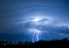 3. October Lightning Springdale