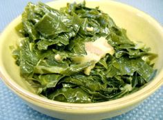 Braised Collard Greens Recipe