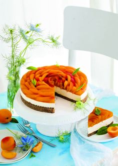 Marhuľové koláče a delikatesy, marhuľové pečenie je tu Cheesecake, Birthday Cake, Treats, Desserts, Food, Sweet Like Candy, Tailgate Desserts, Goodies, Deserts