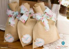 Shabby chic Birthday Party Ideas | Photo 10 of 55 | Catch My Party