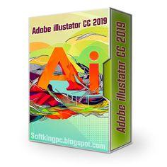 Adobe Illustrator CC 2019 Full Version 32-Bit & 64-Bit for Windows 10/8/7/XP/Vista Free Download Windows 10 Download, Gaussian Blur, Type Illustration, 32 Bit, Vector Shapes, Drawing Tools, Printed Materials, Vector Graphics, Adobe Illustrator