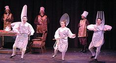 Beauty and the Beast at Beck Center original production '05 - Fred Sternfeld website