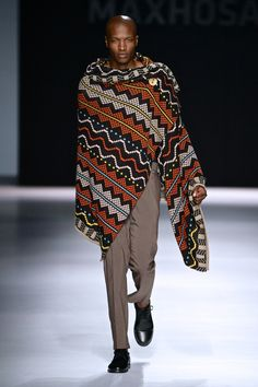 Maxhosa by Laduma (from South Africa)  - ohmig-d too frigging beautiful