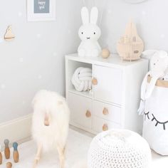 When decorating any nursery make sure that you have a balance between your wooden hard case goods and your soft decorative items. #nurserydecor #newborn #ptbaby