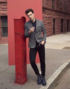 Francisco Lachowski, Stylish Boys, Poses For Men, Brazilian Models, Bad Boys, Vince Camuto, Gq, Movie Stars, Editorial Fashion