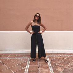 St Tropez to Cannes in my fave @becandbridge jumpsuit & fresh do thanks to @oscaroscarpaddington @paloma_oscaroscarpaddo