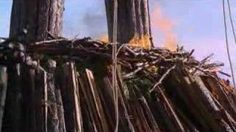 Ending of the Wicker Man 1973 Mobile Home Parks, Wicker Man, Lawn Chairs, Cinema, Horror Film, Movie, Youtube, Inspiration, Biblical Inspiration