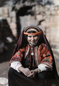 البيرة، فلسطين ١٩٢٠  al-Bireh, Palestine 1920  al-Bireh, Palestina 1920