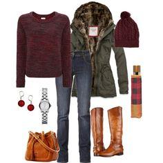 Autumn Wear Fall Fashion