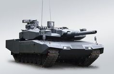 Leopard 2 Revolution as presented in 2010