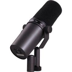 Shure SM7B. I own one of these and that's cause it's one of the best sounding microphones under $1,000 bucks. They say Michael Jackson's thriller record had nearly every instrument recorded with one of these. I used it a good deal on the new record. If you wanna hear go to: thejustrace.com