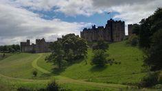 Alnwick Castle July 2012