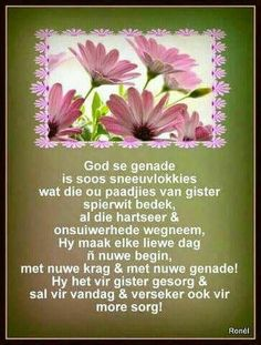 Good Morning Wishes, Good Morning Quotes, Christian Women, Christian Quotes, Lekker Dag, Magic Bottles, Evening Greetings, Afrikaanse Quotes, Inspirational Qoutes