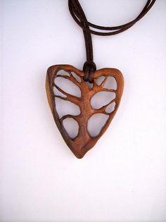 /'/'UK SELLER/'/' Beautiful Tree of life wooden pendant Multi Colour