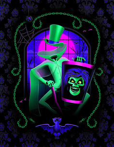 Hatbox Ghost by Jeff Granito