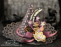 Brigit's Scraps-Brigit's Scraps--Head over to Brigit's blog to see her Luminary Witches Hat Decor light up at night! This is gorgeous! She used HAPPY BIRTHDAY TO YOU KIT, DOILIES COLLECTION, ROBINS RETURN COLLECTION, & HAUNTED HEMLOCK CARDS all from SVGCUTS. Stop by and say Hi.