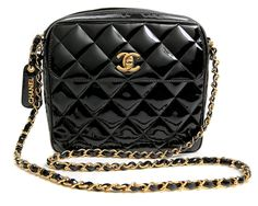 CHANEL BLACK PATENT VINTAGE CROSSBODY 3299_8 X 7 X 3 April 2, 2015 - Charles Rogers - Picasa Web Albums