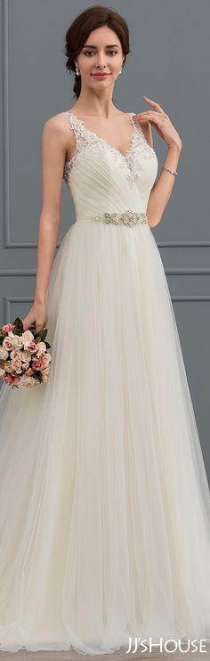 This is the dream wedding dress! #JJsHouse #Wedding