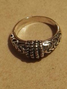 Vikinge ring 2 Fra Falster Sølv 200 kr