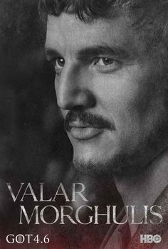 """Oberyn Martell 