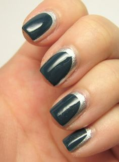 Legally Nailed: Chanel Fall Couture 2012 Inspired Nails