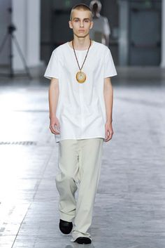 Damir Doma Spring 2016 Menswear Fashion Show: Complete Collection - Style.com