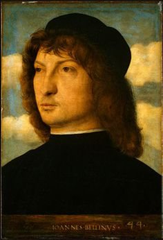 Venice, The Republic of Venice Giovanni Bellini:  Portrait of a Young Man Washington, National Gallery of Art