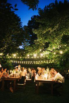 classic bride: Heartfelt + Intimate Backyard Garden Wedding in Harrisonburg, Virginia Classic Bride: Polished Wedding + Daily Style
