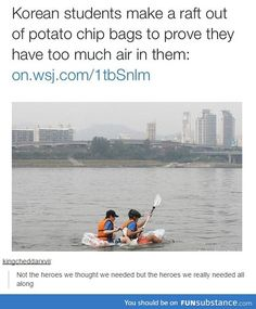 I don't care about chip air (I don't really eat chips), but it's still funny