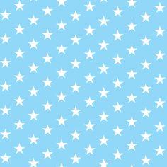 White stars on light blue backround - Estrellas blancas en fondo celeste.  Fondo creado en Corel Draw X8.