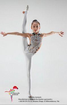 Leotard For Rhythmic Gymnastics Acrobatics Skating - Dance Leotards Rhythmic Gymnastics Costumes, Gymnastics Outfits, Dance Leotards, Figure Skating Costumes, Figure Skating Dresses, Aerial Costume, Gymnastics Photography, Artistic Gymnastics, Dance Outfits