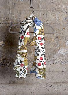 Cashmere Silk Scarf - Peacock Beauty by VIDA VIDA H0bnW