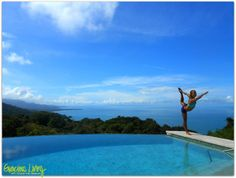 NEXT BEAUTIFUL RETREAT IN COSTA RICA: OCT 26 AND NOV 30, 2013. http://www.gracevanberkum.com