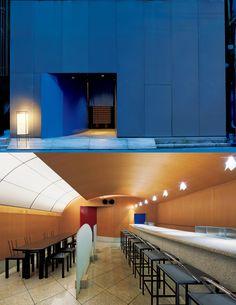 倉俣史朗デザインの寿司屋、〈きよ友〉をご存じですか? | casabrutus.com もっと見る