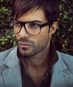 Men's prescription lenses