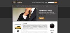 Έργα από την Facenet PRO - facenetPRO Portfolio Website, Ads, Design