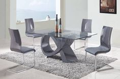 Modern Glass Dining Table Awesome Modern Glass Dining Table 26 With Additional Home
