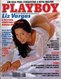 Liz Vargas – Playboy Brazil June 1994