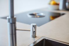 Quooker soap dispenser