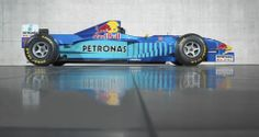 1997 - the SAUBER PETRONAS C16  Latest news: www.sauberf1team.com Videos: www.youtube.com/sauberf1team