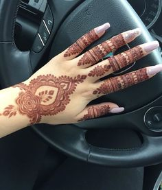 Beautiful and Easy Henna Arabic Mehndi Designs for every occasion - ArtsyCraftsyDad Henna Hand Designs, Eid Mehndi Designs, Mehndi Designs Finger, Indian Henna Designs, Wedding Mehndi Designs, Mehndi Designs For Fingers, Mehndi Design Images, Beautiful Henna Designs, Latest Mehndi Designs