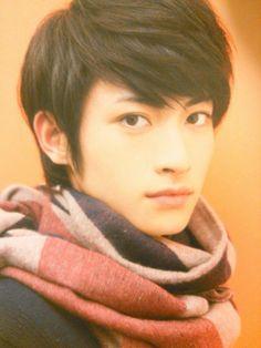 kimura tatsunari- kageyama actor haikyuu!! stageplay