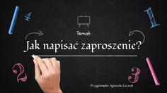 Discover more about Zaproszenie ✌️ - Presentation Apps, Educational Technology, Lorem Ipsum, Presentation, School, Movies, Speech Language Therapy, Biology, Figurine