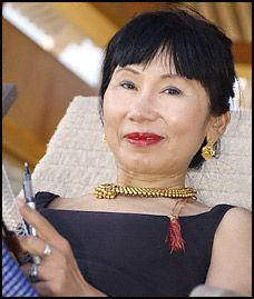 Amy Tan's battle with Lyme Disease