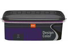 OBI Design Color Violet matt 1 l