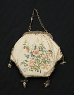 Reticule, 1800 - 1825. National Trust Collections.
