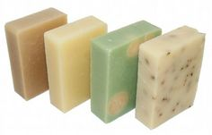 Yummy handmade soap....great Soap info website!!
