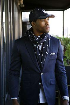 scarf & cap #sir