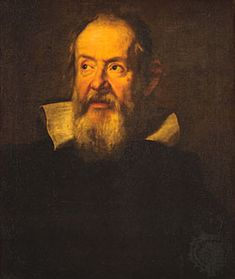 Italian natural philosopher, born on February 15, 1564 in Pisa, Italy